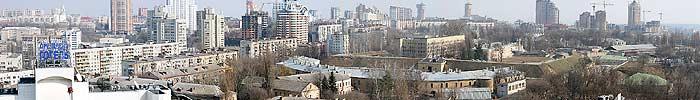 Панорама Госпітального укріплення